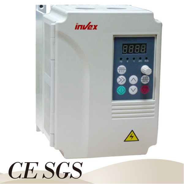 CE Approved Energy-Saving Small Size AC Frequency Inverter 3.7kw (F3-03R7A-T4)