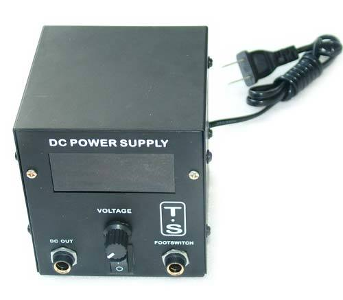 Tags: 10 turn dial, dual tattoo machine power supply, output, power supply,