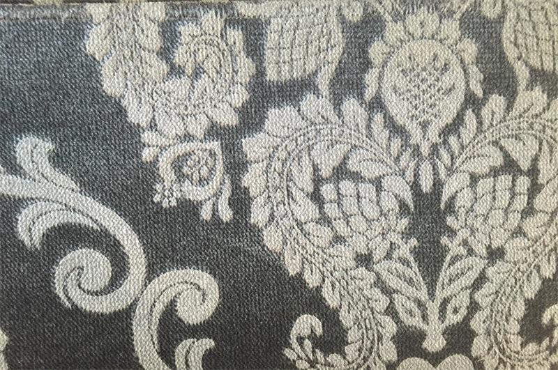Embossed Velvet 100% Polyester Textile Fabric (EDM5163)