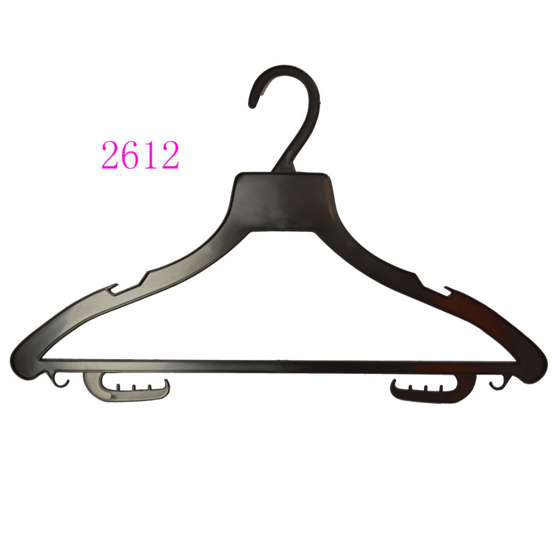 Wholesale Custom 17 Inches No Slip Thin Hangers  for  Clothes