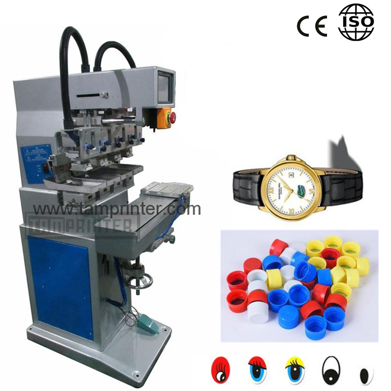 TM-S4n Latest High Quality Independent Pad Printing Machine
