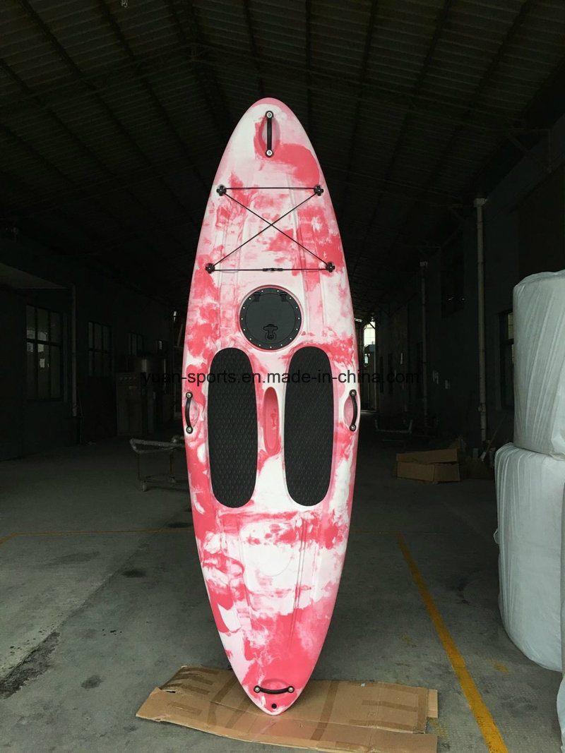 New Design Rein Forced Plastics Stand up Paddle Board Sup