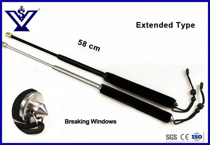 Hot Sales Self Defense Flectional Expandable Police Baton (SYSG-253)