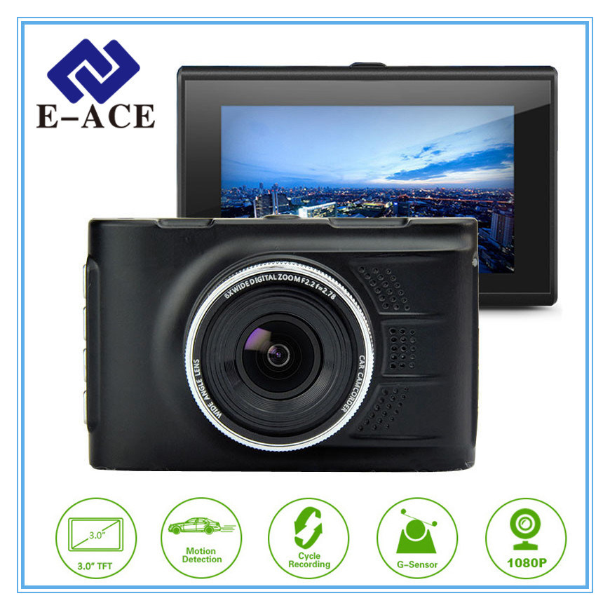 Mini 3.0 Inch G-Sensor with Video Recorder