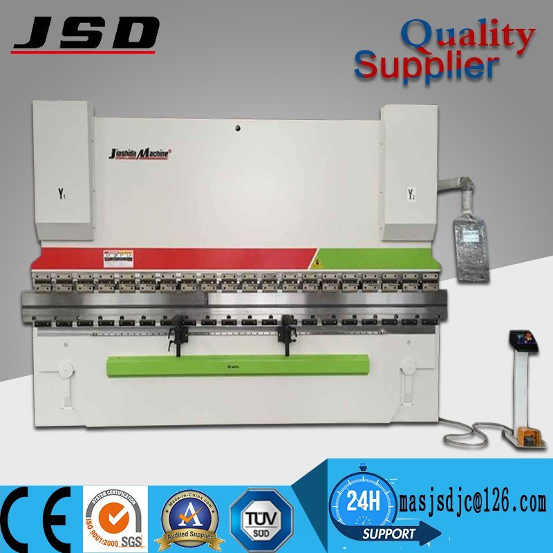 Jsd MB8-200t*3200 Hydraulic Stainless Steel Press Brake