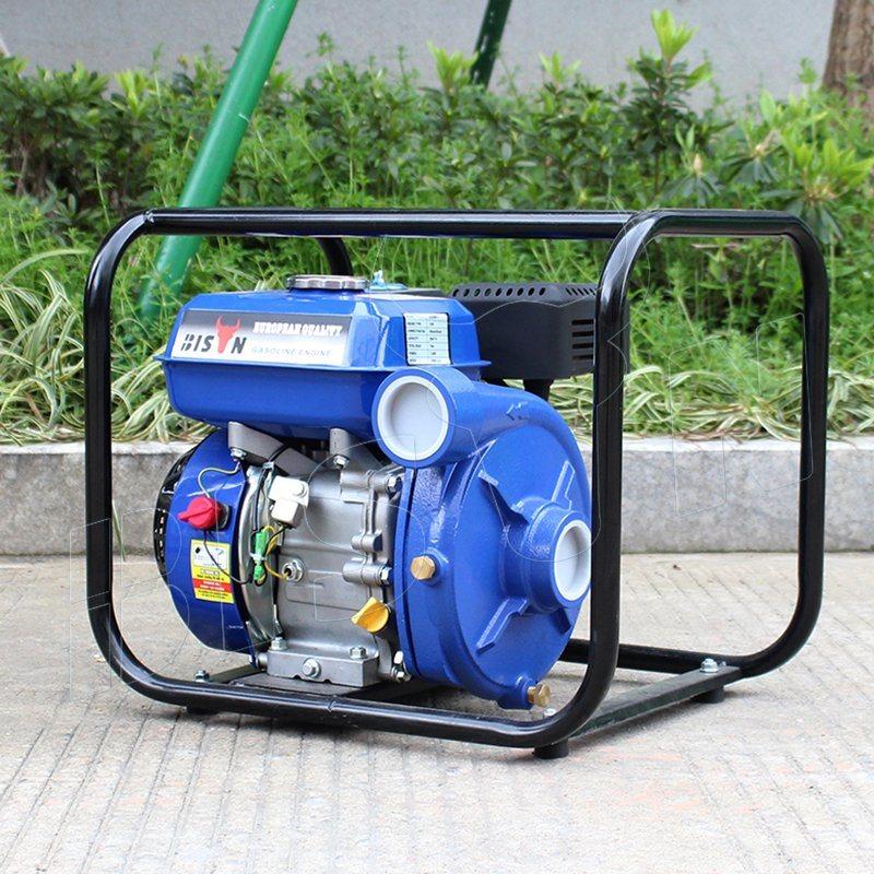 Bison (China) Bswp30I 3inch New Type Water Pump, Actual Output Power Generator Water Pump Kenya