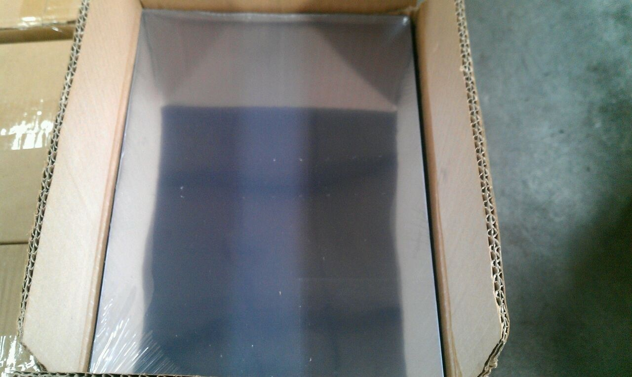 High Clear PVC Book Binding Cover