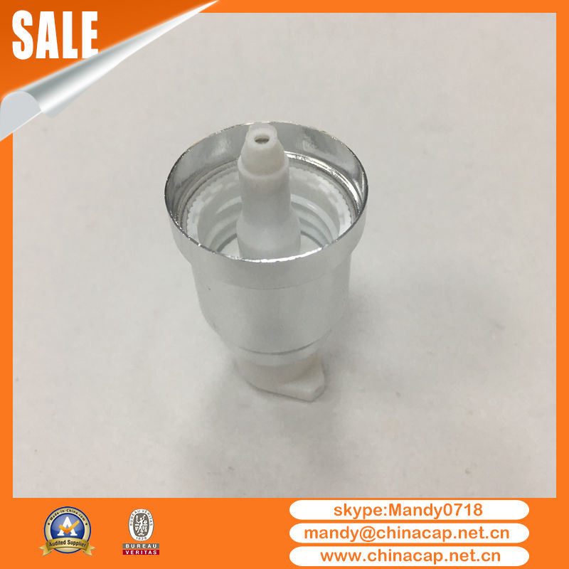 China Cylinder Frosted Aluminum Airless Cream Bottles 15g30g50g