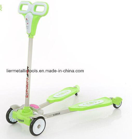 4 Wheel Kids Scooter/Balance Bike/Swing Car