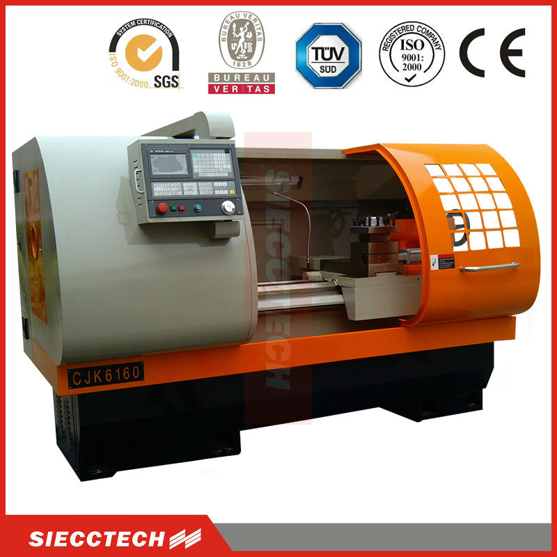 Siecc Gap Lathe (65mm Spindle Hole) with Ce-Conformity (Cdb Series)