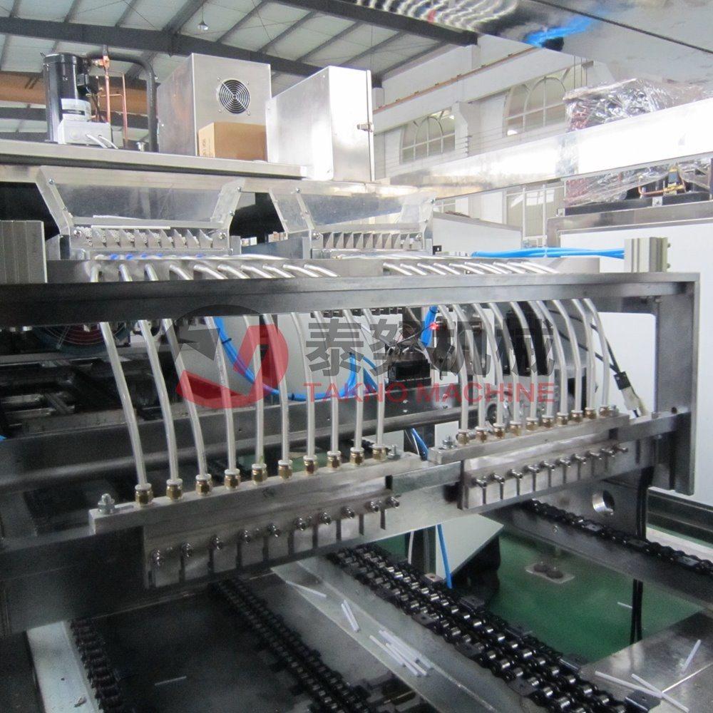 Full Automatic Servo Control Lollipop Machine