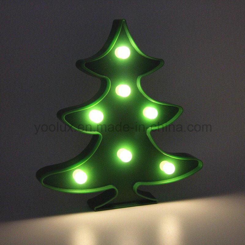 Light up Unicorn Shape 3D LED Symble Vintage Gift Home Decoration Marguee Lights