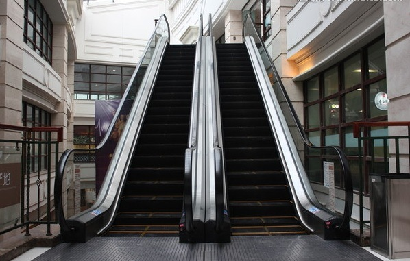 Heavy Duty Escalator for Public Transportation Center
