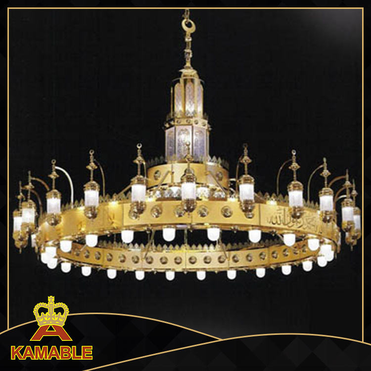 Hotel Lights Project Arabic-Style Mosque Chandelier (M001-4000)