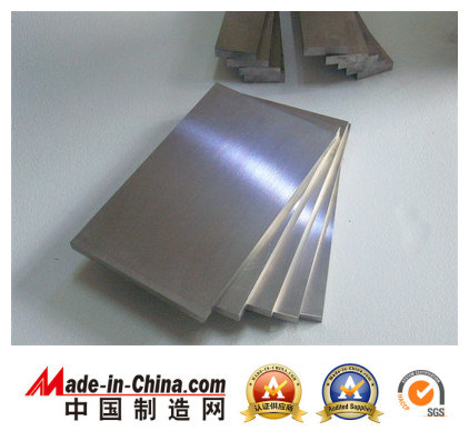 High Purity Titanium Planar Sputtering Target From 2n6 to 4n, 4n5, 5n
