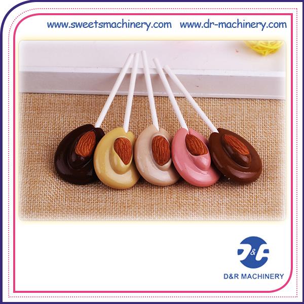 Lollipop Production Line Lollipop Candy Making Machine