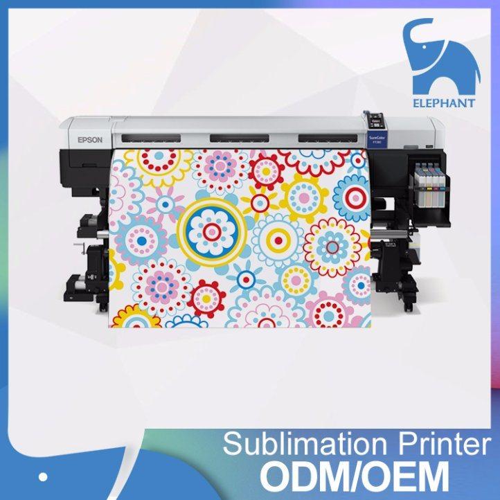 64inch Tfp Head Sc-F7280 Sublimation Transfer Printer