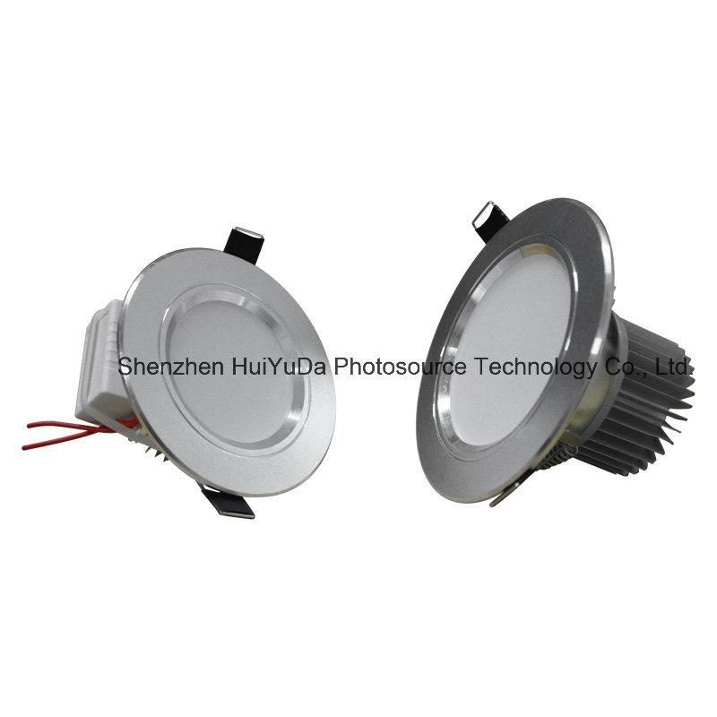 Aluminum+PC AC100-240V 3leds 3W Ce RoHS Adjustable LED Spot Light