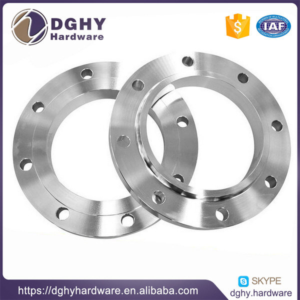 Customized CNC Exhaust Pipe Flange, Exhaust Flange Gasket