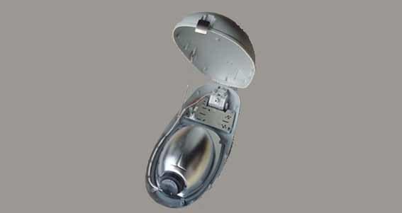 Alluminum Die-Casting Light Fixture