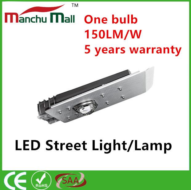 150W PCI Heat Conduction Material Ultralight LED Street Light
