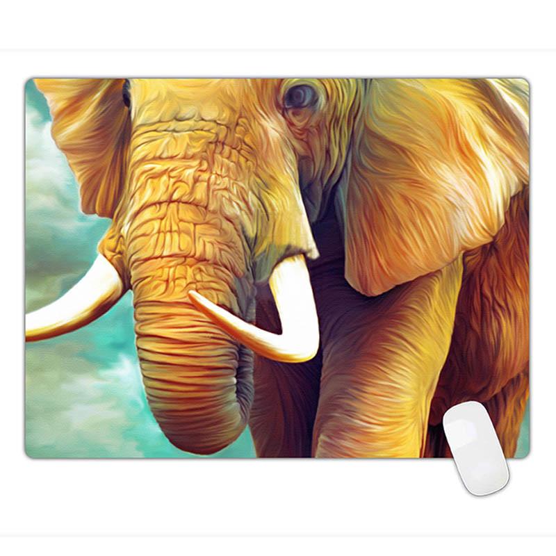 Animal Style Anti-Slip Mouse Pad Large Pad Mat Mousepad 600*450*3mm