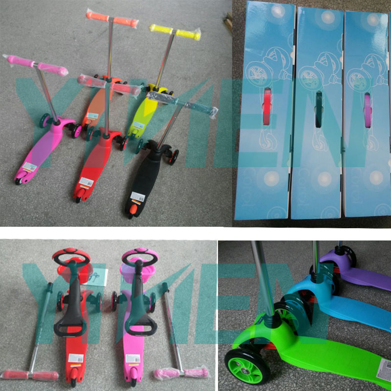 Mini Kids Scooter with En71 Certificated