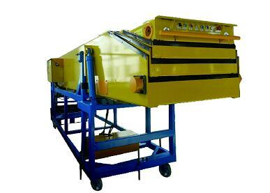 Telescopic Belt Conveyor/ Boom Conveyor with Chassis