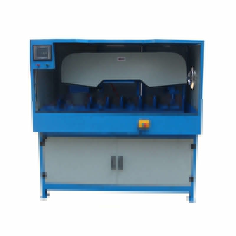 Sheet Hairline Grinding Machine with Water
