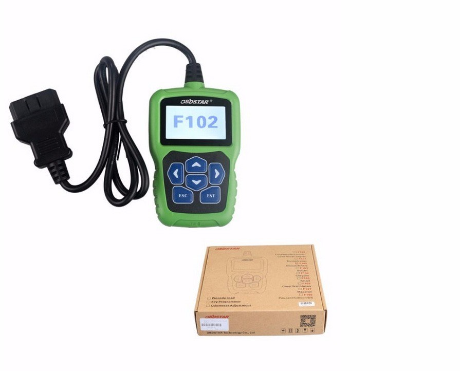 Obdstar F-102 Pincode with Immobiliser and Odometer Function