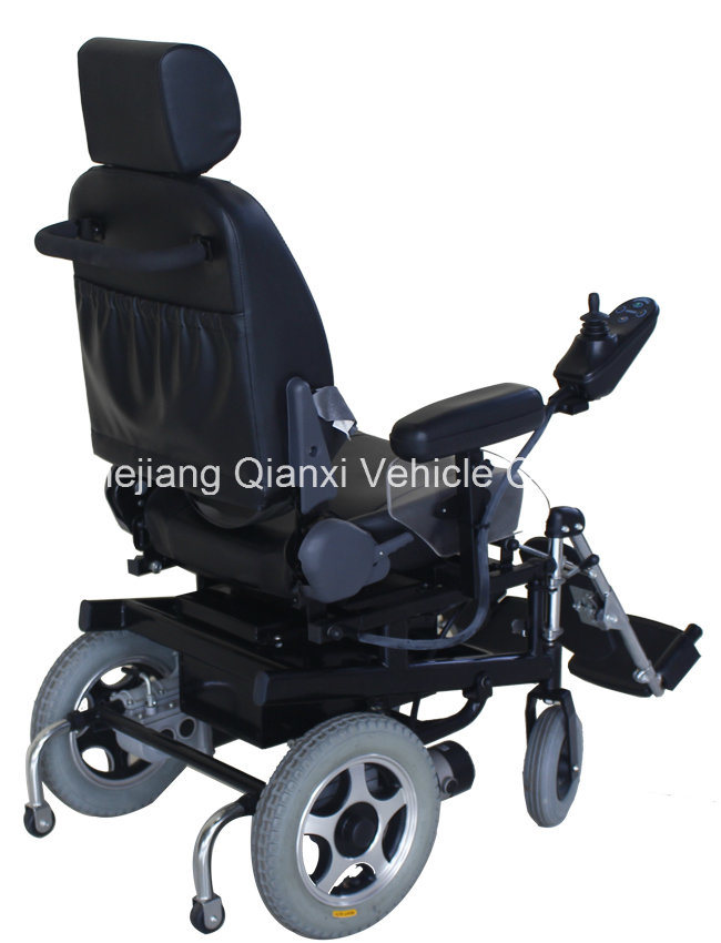 Reliable Foldable Electric Wheelchair with Ce