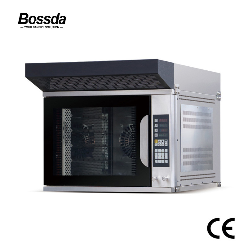 Baking Machine Bread Biscuit Cookies Equipment Convection Oven for Bakery