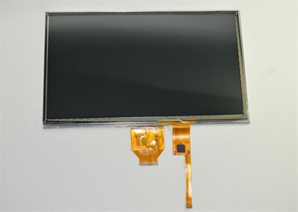 Five Point 10 Inch Capacitive Touch Screen Module at-1069 1024X600 Resolution