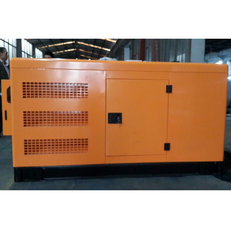 10-2500kVA Emergency with ISO Certificaton Open Silent Power Generator
