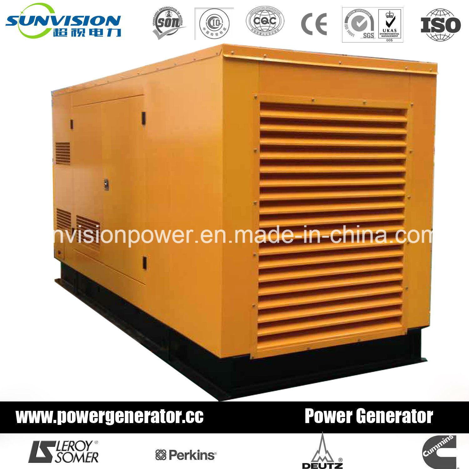Cummins Gas Genset, Cummins Gas Generator 50kVA to 1000kVA