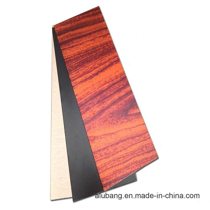 Variou Colors (PVDF) Aluminum Composite Panel (ALB-016)
