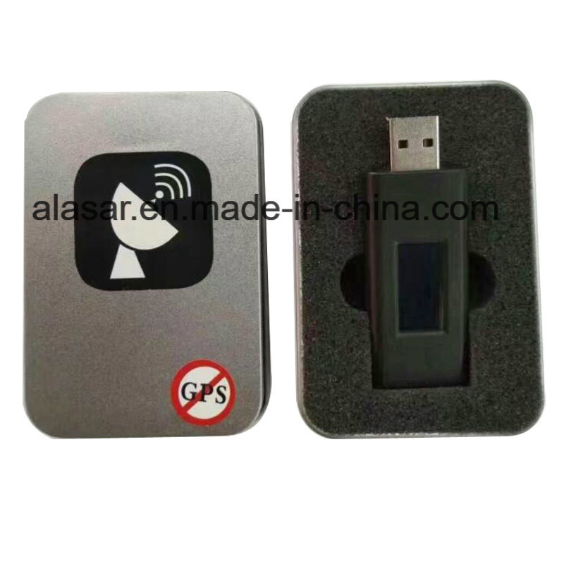 2CH Personal Security Expects USB Hidden Anti Tracking GPS L1 L2 Jammer