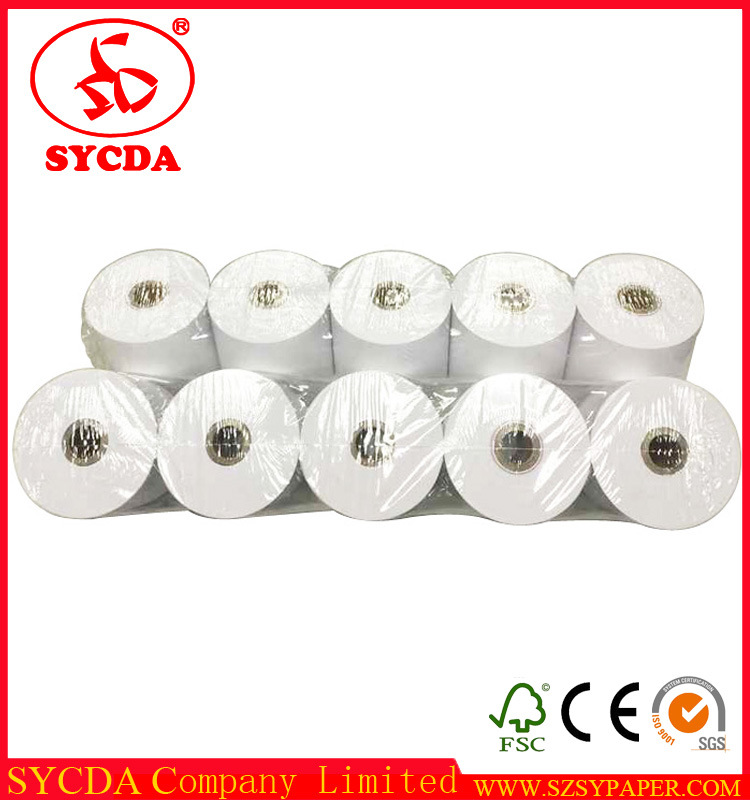 Customized Thermal Paper for POS Printer 48g-60g