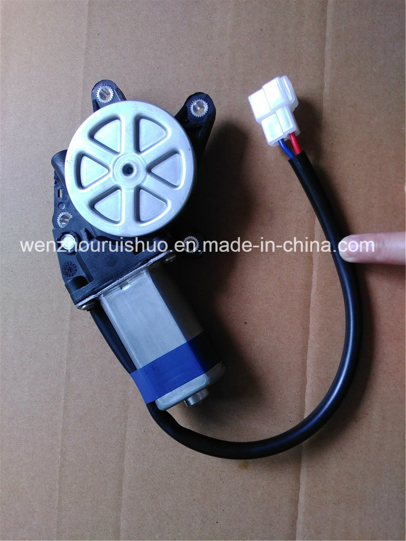 8 Teeth and 4 Holes Window Lift Motor for Mabuchi