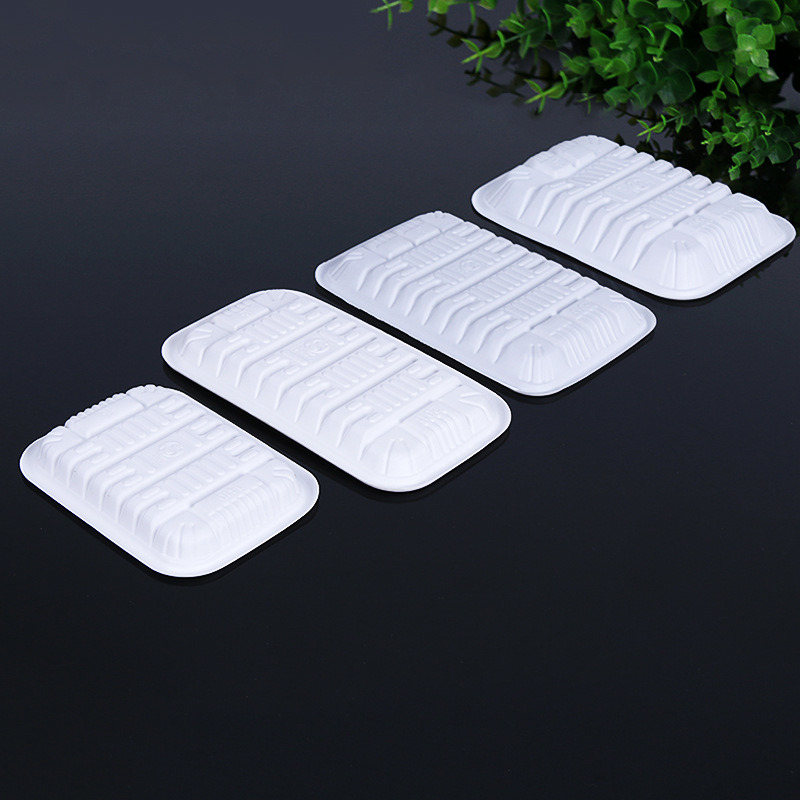 disposable food packageing plastic blister vegetable tray(PP tray)