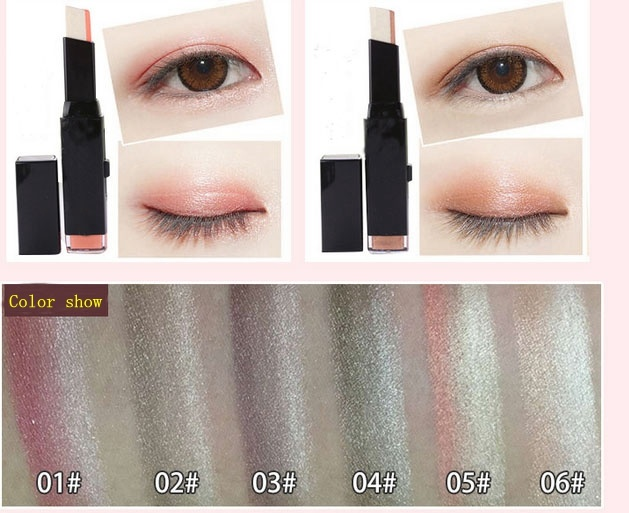 Hot Sale Color Eye Shadow Bar Cosmetic Sumudger