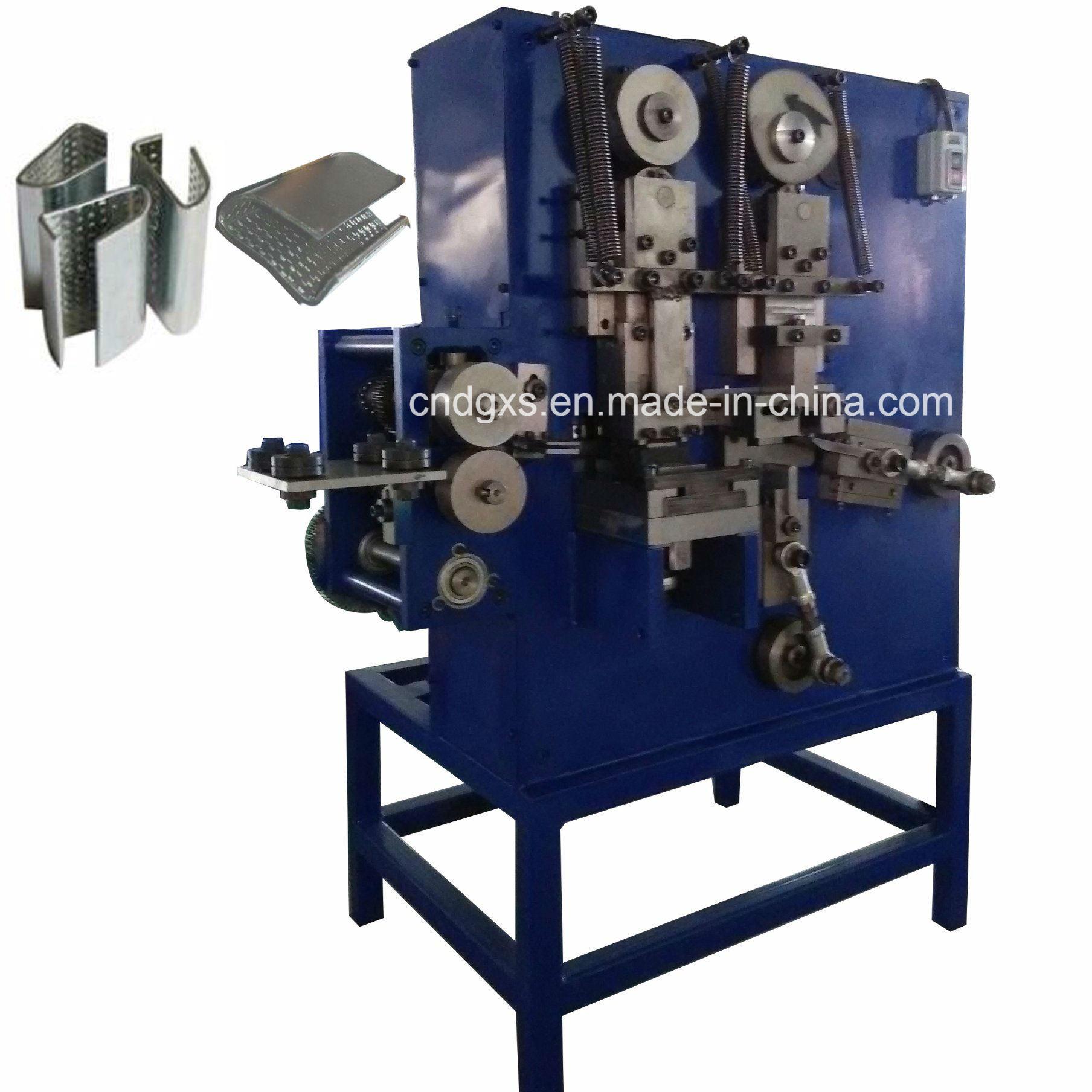 Automatic Mechanical Metal Serrated Pet Seal Bending Machine