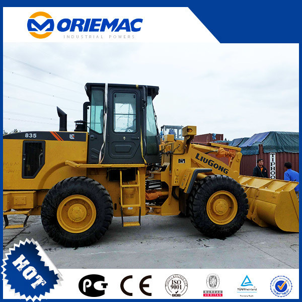 Good Price Liugong 856 Wheel Loader Clg856h Front End Loader