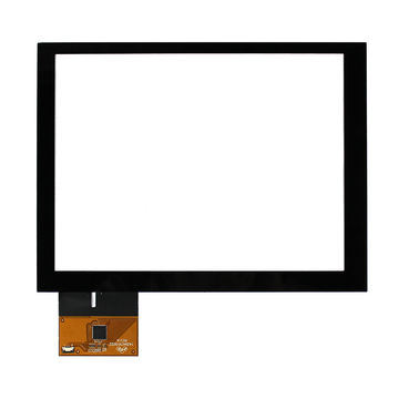 10.4′′ Touch Panel for Industrial Control System Application