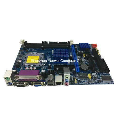 Desktop Motherboard With2*DDR2/2PCI/IDE 945 GC