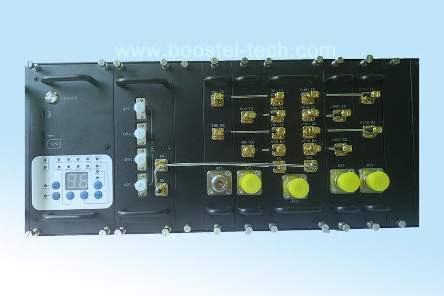 3G&Lte Quad Band Fiber Optic Repeater