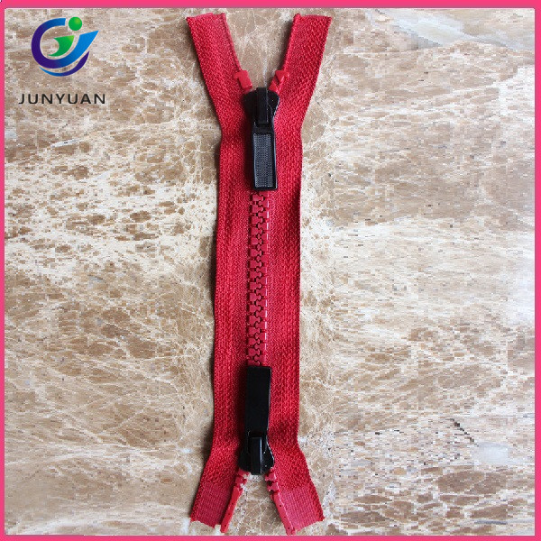 Shopping Bags Accessories Double Side Nylon Zipper