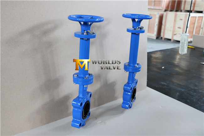 Marine Using Wafer Type Butterfly Valve for Sea Water