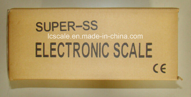 IP68 30kg Super-Ss Double Display Waterproof Scale