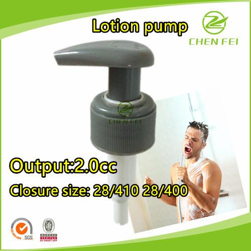 Custom Spring Inside Output 2.0cc Ribbed Closure Lotion Pump